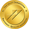 Gold Seal of The Joint Commission National Quality Approval